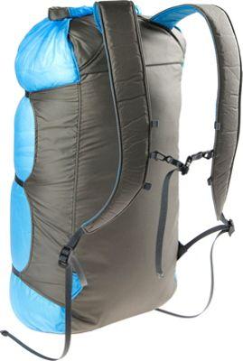 Granite Gear Slacker Packer Compression DrySack Blue/Moon - Granite Gear Day Hiking Backpacks