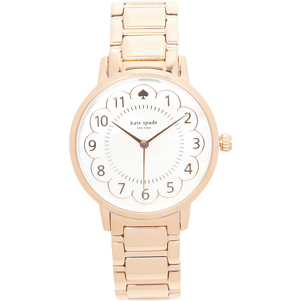 kate spade watches Scallop Gramercy Watch Rose Gold kate spade watches Watches