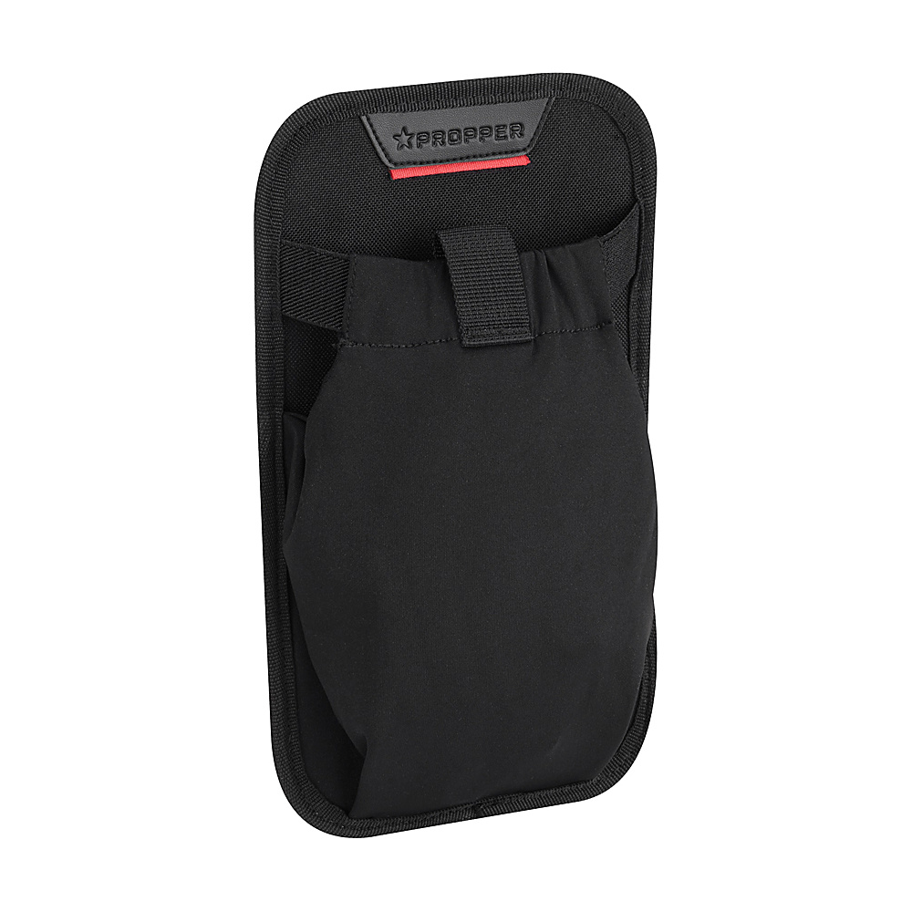 Propper Stretch Dump Pocket with MOLLE Black Propper Travel Organizers