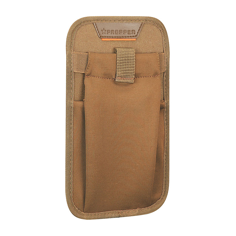 Propper Stretch Dump Pocket with MOLLE Coyote Propper Travel Organizers
