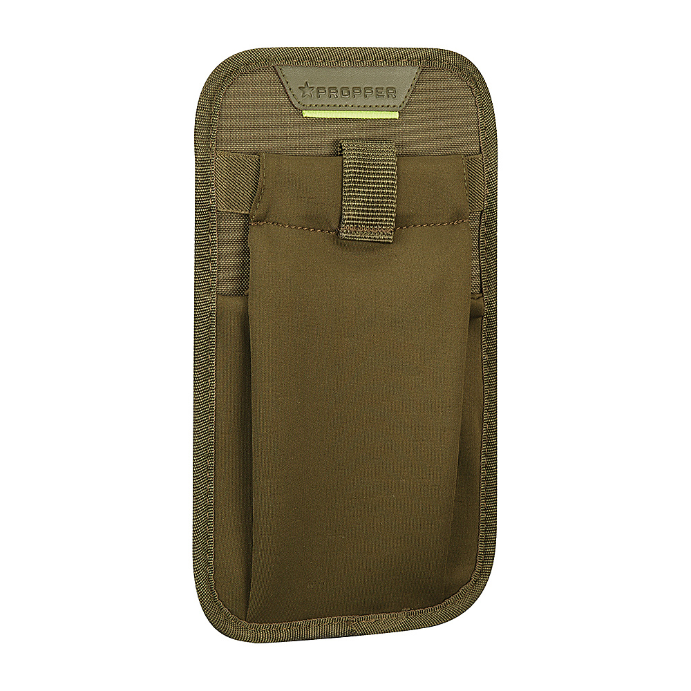 Propper Stretch Dump Pocket with MOLLE Olive Propper Travel Organizers