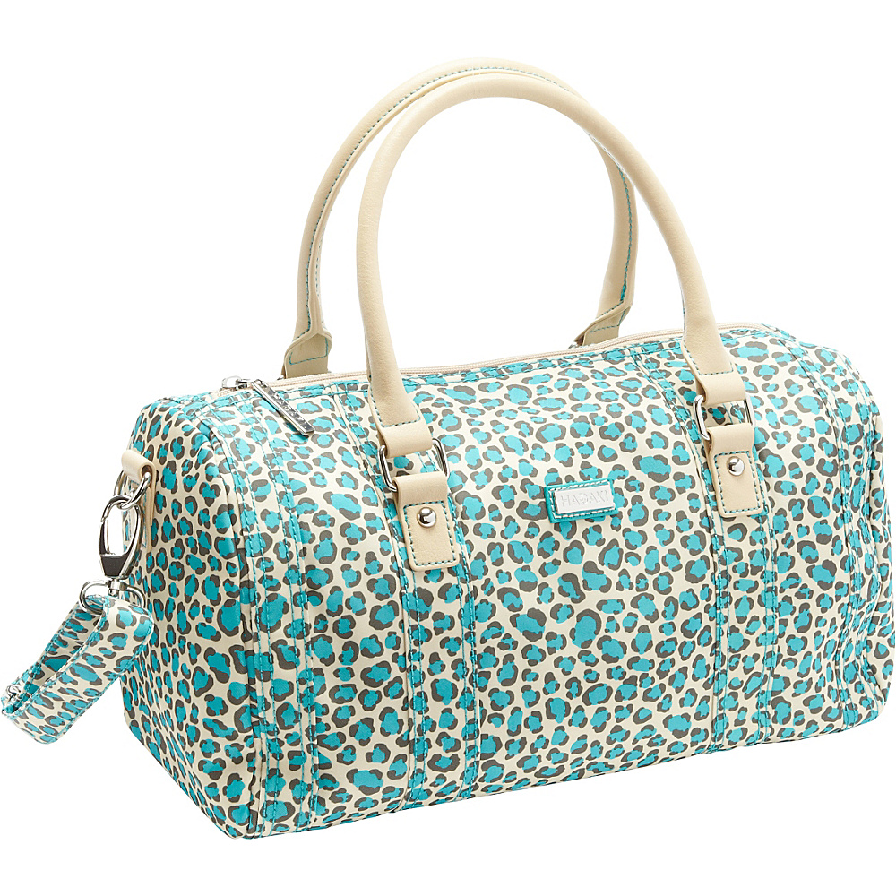 Hadaki City Duffle Primavera Cheetah - Hadaki Luggage Totes and Satchels - Luggage, Luggage Totes and Satchels