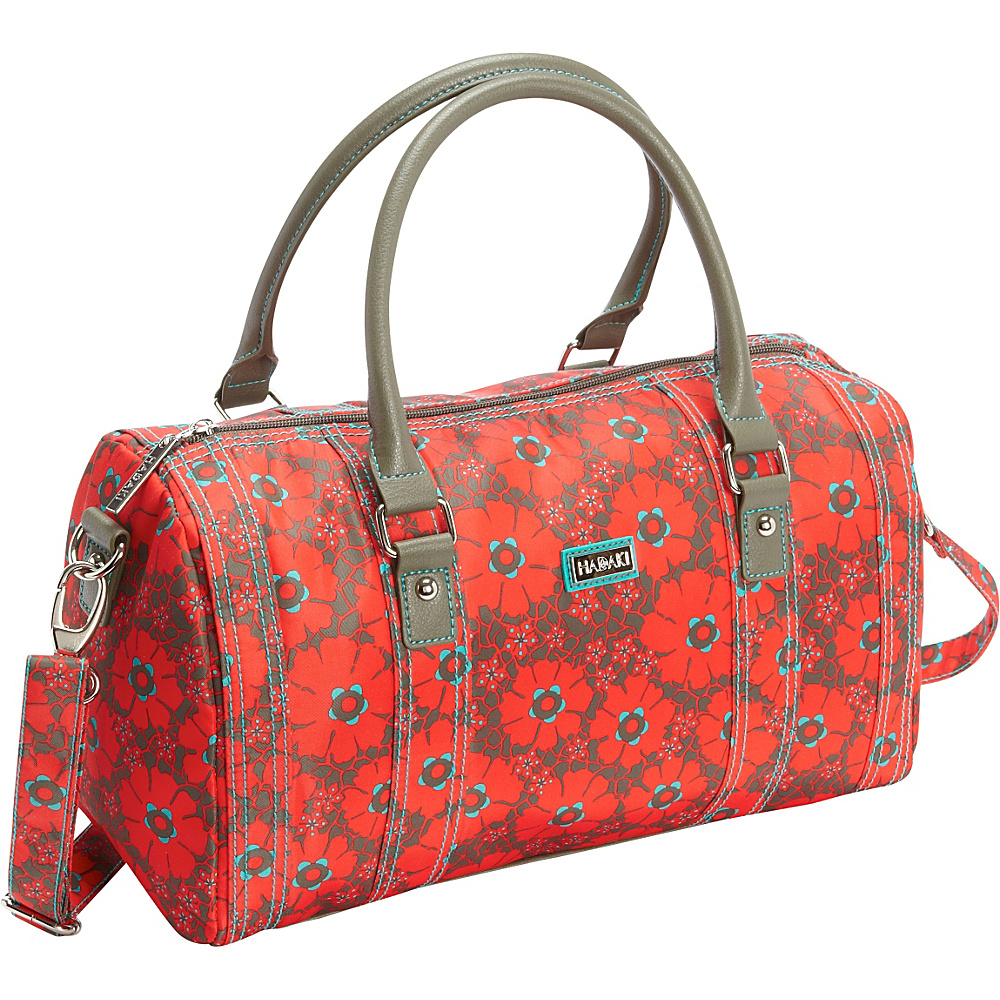 Hadaki City Duffle Primavera Lacey - Hadaki Luggage Totes and Satchels - Luggage, Luggage Totes and Satchels
