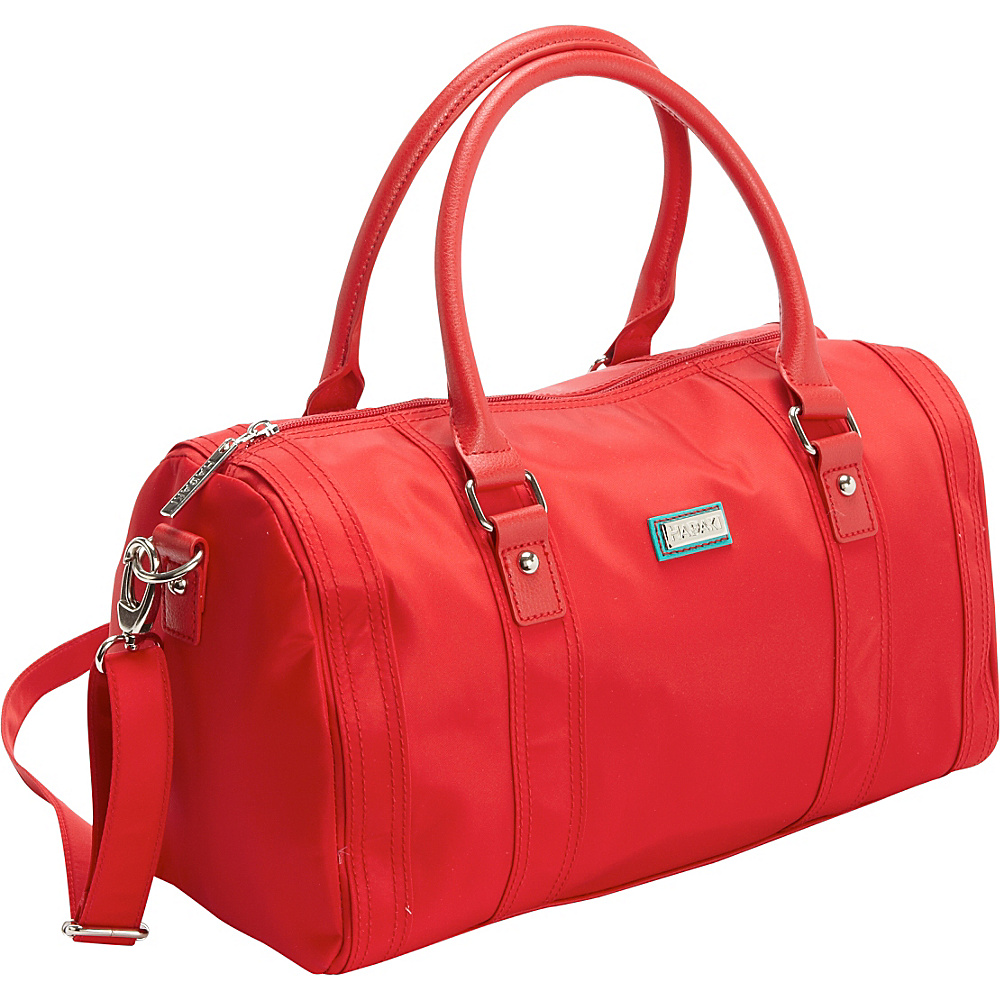 Hadaki City Duffle Tango Red - Hadaki Luggage Totes and Satchels - Luggage, Luggage Totes and Satchels
