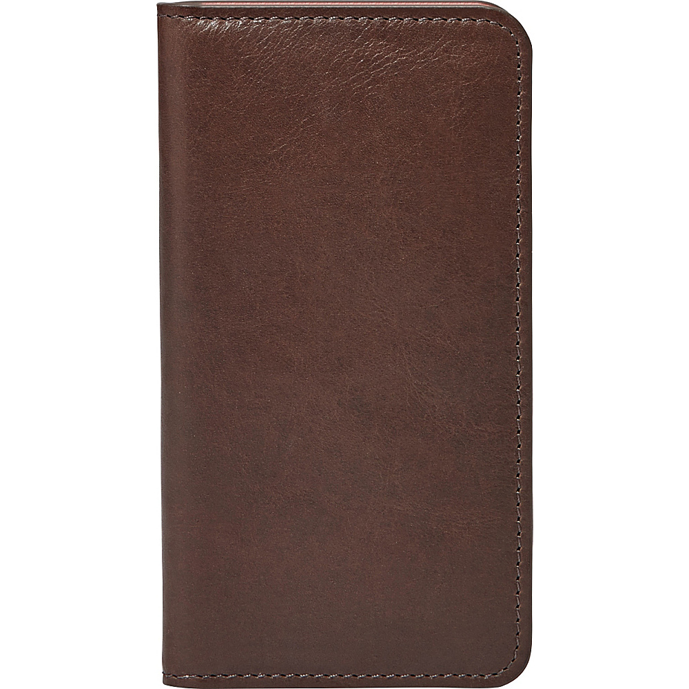 Fossil iPhone 6 Wallet Dark Brown - Fossil Electronic Cases - Technology, Electronic Cases
