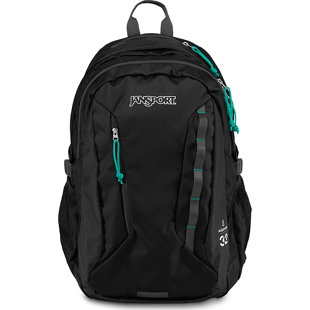 JanSport Women''s Agave Laptop Backpack Black - JanSport Business & Laptop Backpacks