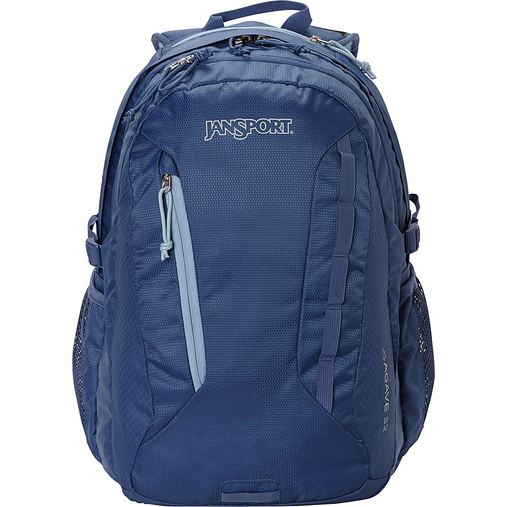 JanSport Women''s Agave Laptop Backpack Turkish Ocean Black Label - JanSport Business & Laptop Backpacks