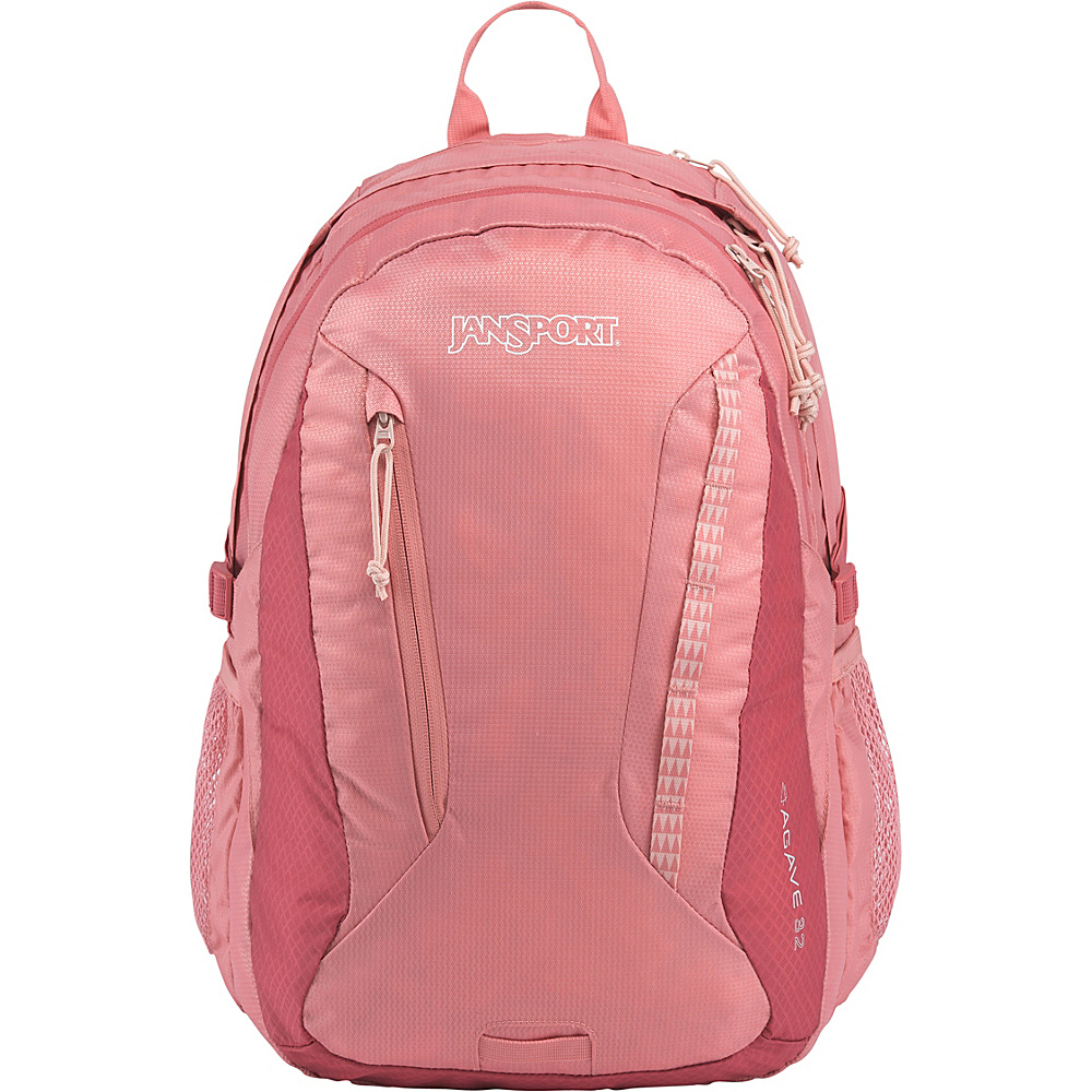 JanSport Women''s Agave Laptop Backpack Grey Rabbit - JanSport Business & Laptop Backpacks