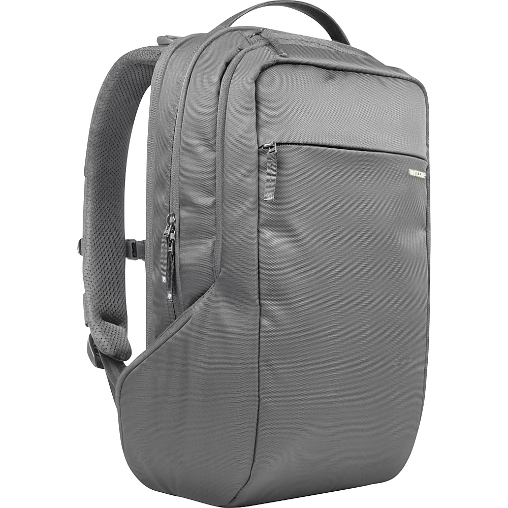 Incase Icon Backpack Gray Incase Business Laptop Backpacks