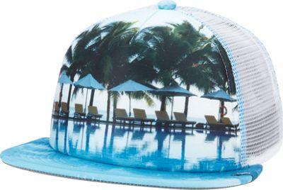 Original Penguin Sol Baseball Cap Methyl Blue - Original Penguin Hats/Gloves/Scarves