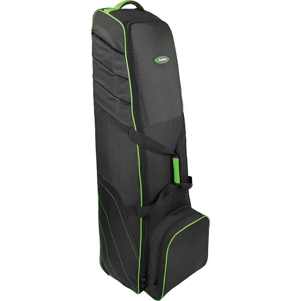 Bag Boy T-700 Travel Cover Black/Lime - Bag Boy Golf Bags
