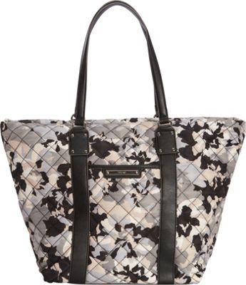 Nine West Handbags Spaces Between Tote Neutral Multi - Nine West Handbags Fabric Handbags