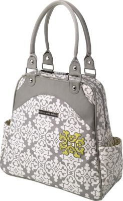Petunia Pickle Bottom Sashay Satchel Breakfast in Berkshire - Petunia Pickle Bottom Diaper Bags & Accessories