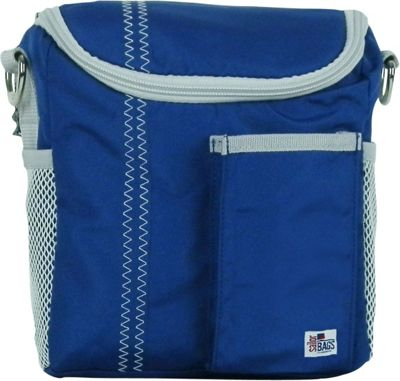 SailorBags Lunch Bag Blue/Grey - SailorBags Travel Coolers