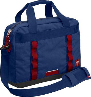 STM Goods Bowery Medium Shoulder Bag Navy - STM Goods Messenger Bags