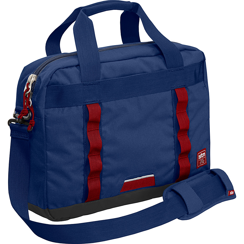STM Bags Bowery Medium Shoulder Bag Navy STM Bags Messenger Bags