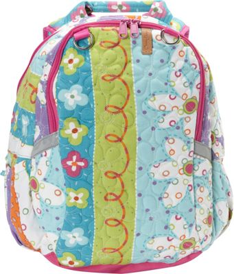 Donna Sharp Christa Backpack - Quilted Posy - Donna Sharp Everyday Backpacks