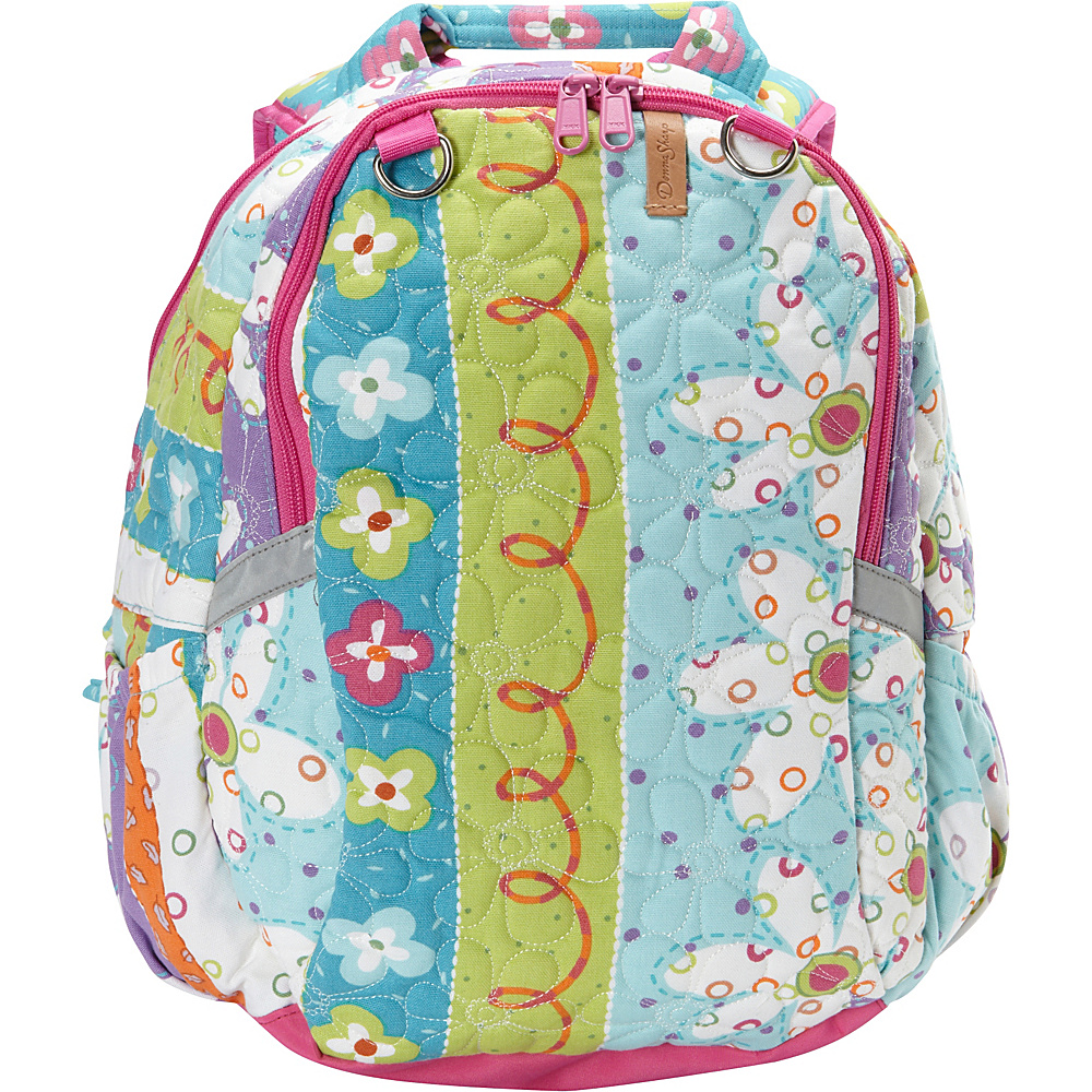 Donna Sharp Christa Backpack Quilted Posy Donna Sharp Everyday Backpacks
