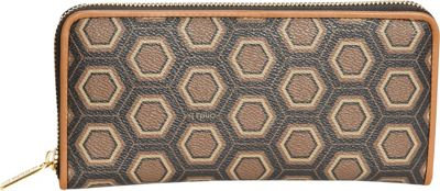 Image of b Luxe Cambridge Wallet Mod Tortoise - b Luxe Ladies Clutch Wallets