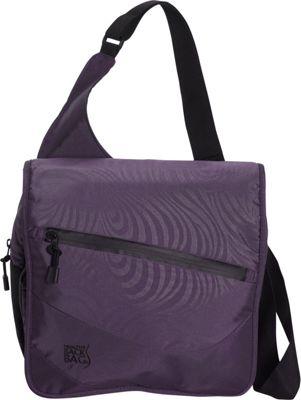 Image of AmeriBag Great Outdoors Shoulder Bag Grape - AmeriBag Fabric Handbags
