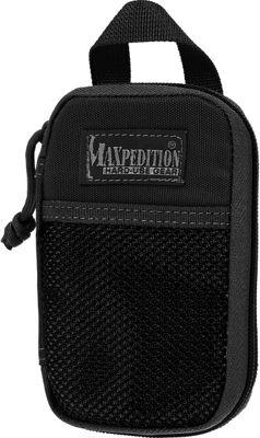 Maxpedition Micro Pocket Organizer Black - Maxpedition Travel Organizers