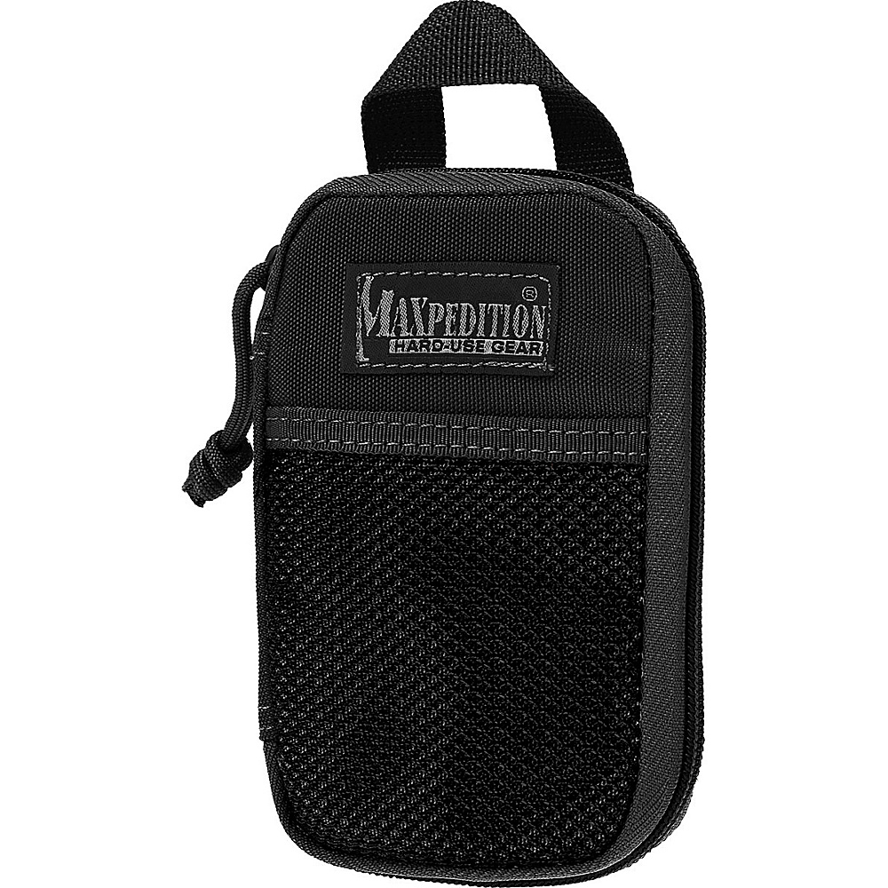 Maxpedition Micro Pocket Organizer Black Maxpedition Travel Organizers