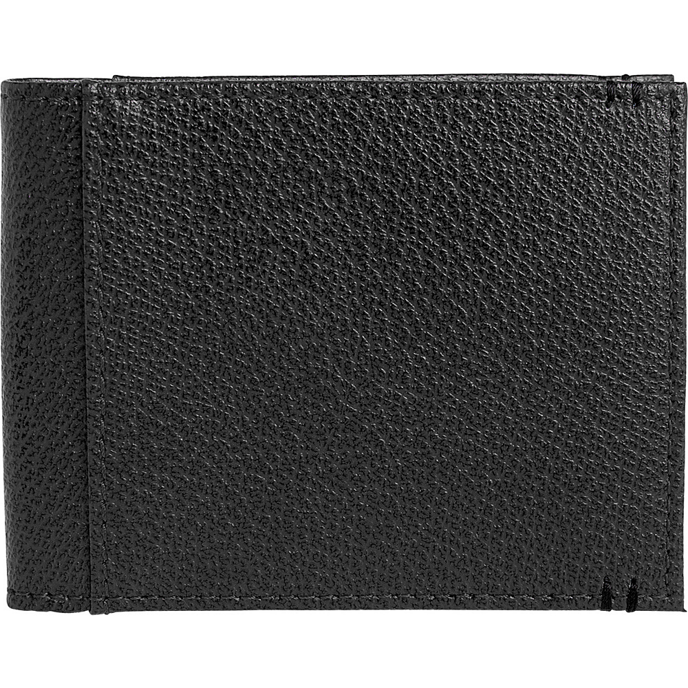 Lodis Stephanie Small Billfold with RFID Protection Black Lodis Men s Wallets