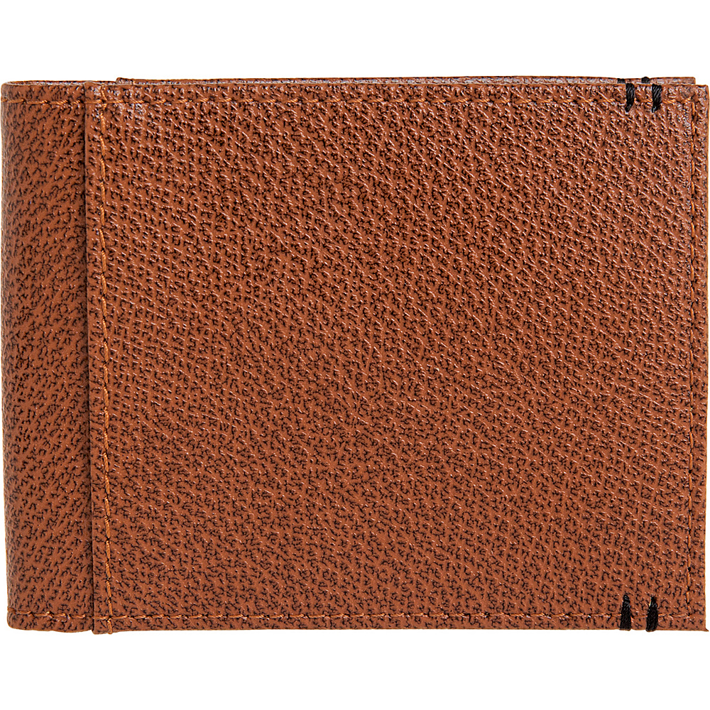 Lodis Stephanie Small Billfold with RFID Protection Chestnut Lodis Men s Wallets