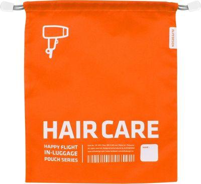 ALIFE DESIGN Alife Design Luggage Hair Pouch Orange - ALIFE DESIGN Travel Organizers