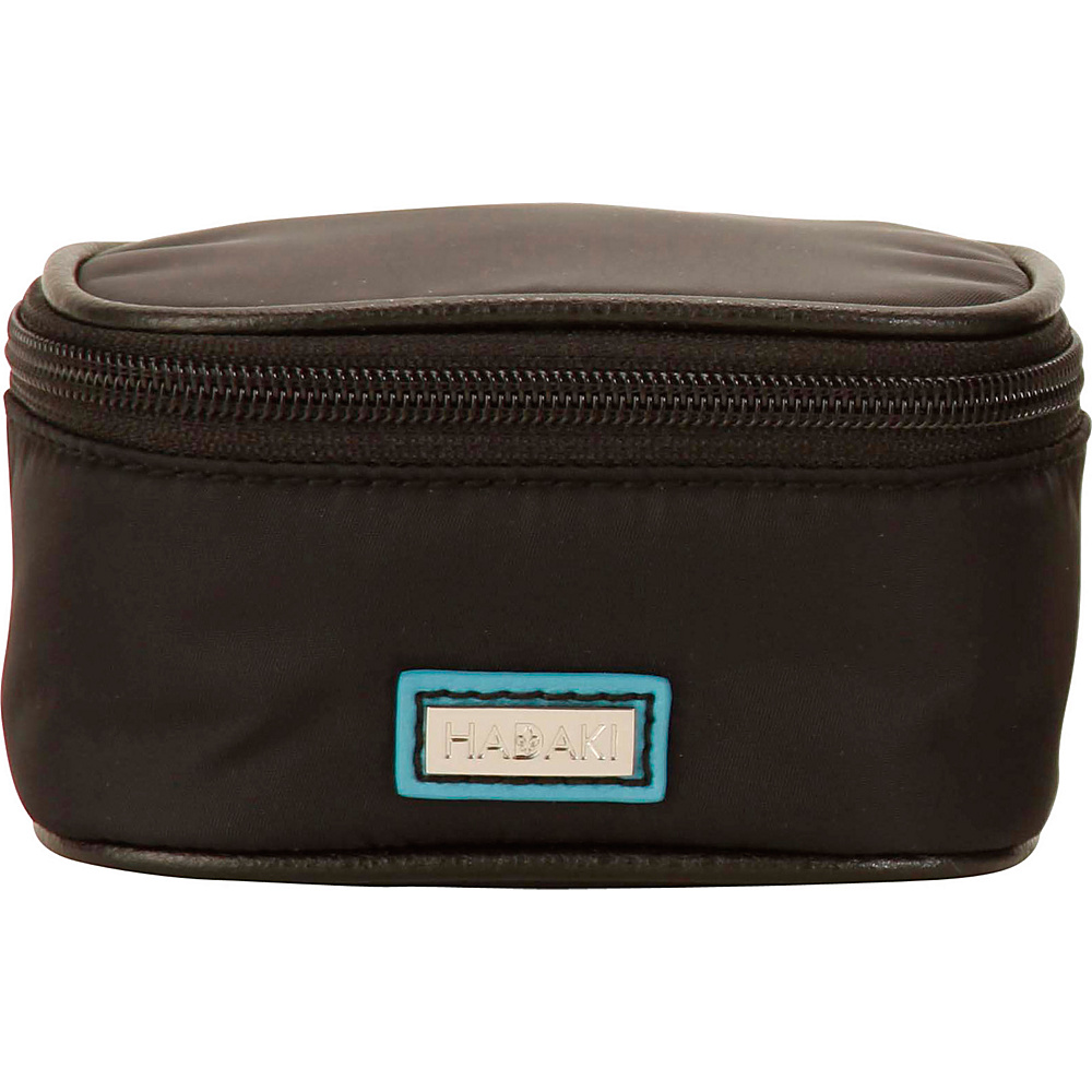 Hadaki Jewelry Train Case Black - Hadaki Travel Organizers - Travel Accessories, Travel Organizers