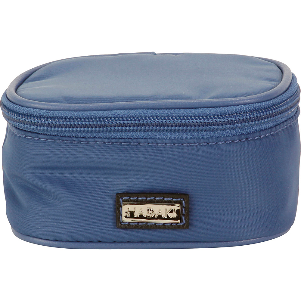 Hadaki Jewelry Train Case Bijou Blue - Hadaki Travel Organizers - Travel Accessories, Travel Organizers