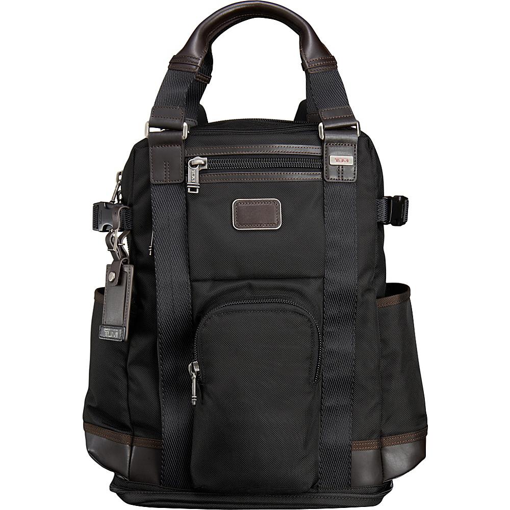 Tumi Alpha Bravo Lejeune Backpack Tote Hickory - Tumi Business & Laptop Backpacks