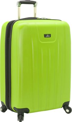 Skyway Nimbus 2.0 24 inch 4 Wheel Expandable Upright Apple Green - Skyway Hardside Checked