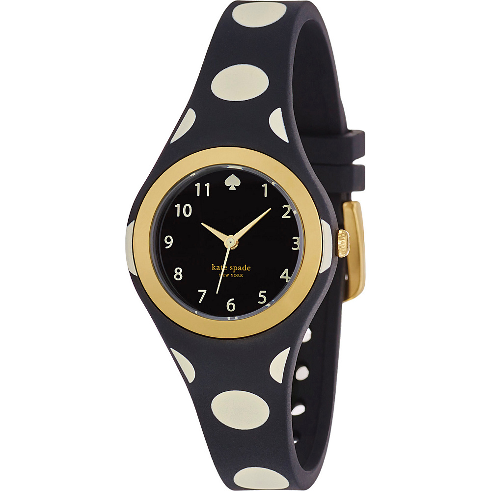 kate spade watches Rumsey Dot Watch Black kate spade watches Watches