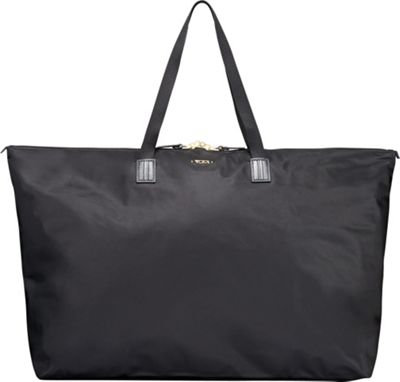 Tumi Voyageur Just in Case Travel Duffel Black - Tumi Luggage Totes and Satchels