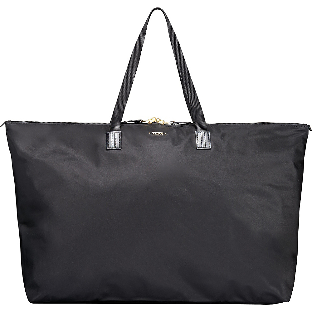 Tumi Voyageur Just in Case Travel Duffel Black Tumi Luggage Totes and Satchels