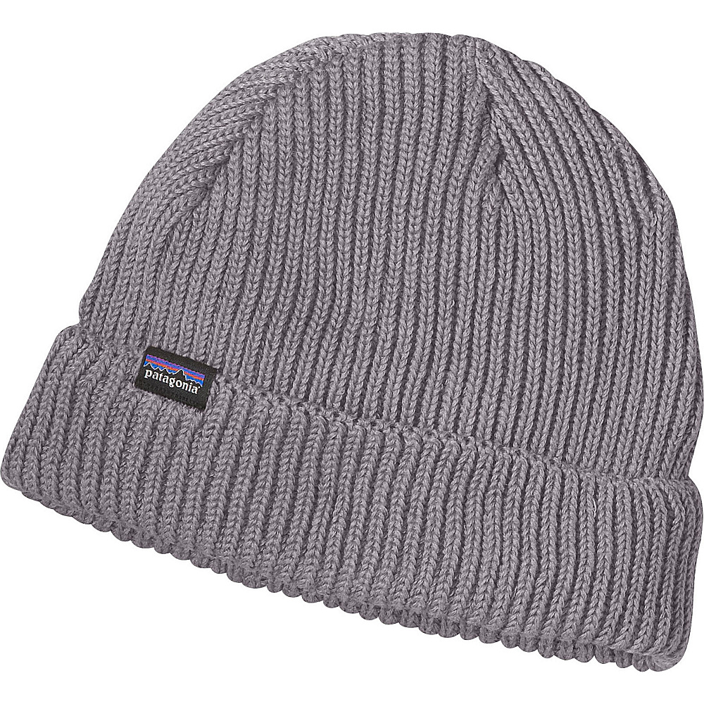 Patagonia Fishermans Rolled Beanie One Size - Feather Grey - Patagonia Hats/Gloves/Scarves - Fashion Accessories, Hats/Gloves/Scarves