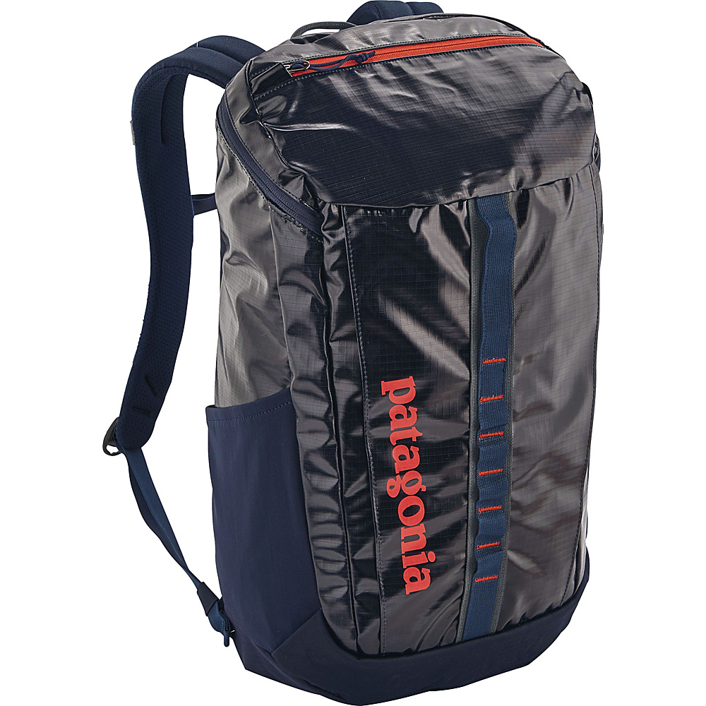 Patagonia Black Hole Pack 25L Navy Blue w/Paintbrush Red - Patagonia Laptop Backpacks - Backpacks, Laptop Backpacks