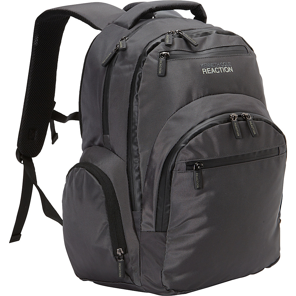 Kenneth Cole Reaction I ll Call You Back 18 Backpack Charcoal Kenneth Cole Reaction Business Laptop Backpacks
