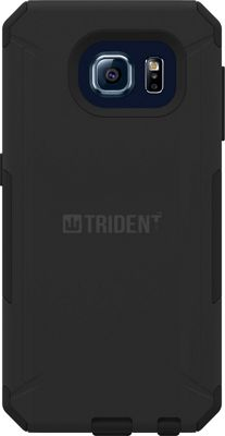 Trident Case Aegis Phone Case for Samsung Galaxy S6 Black - Trident Case Electronic Cases