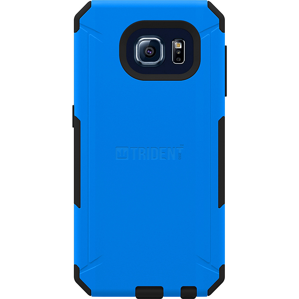 Trident Case Aegis Phone Case for Samsung Galaxy S6 Blue Trident Case Electronic Cases