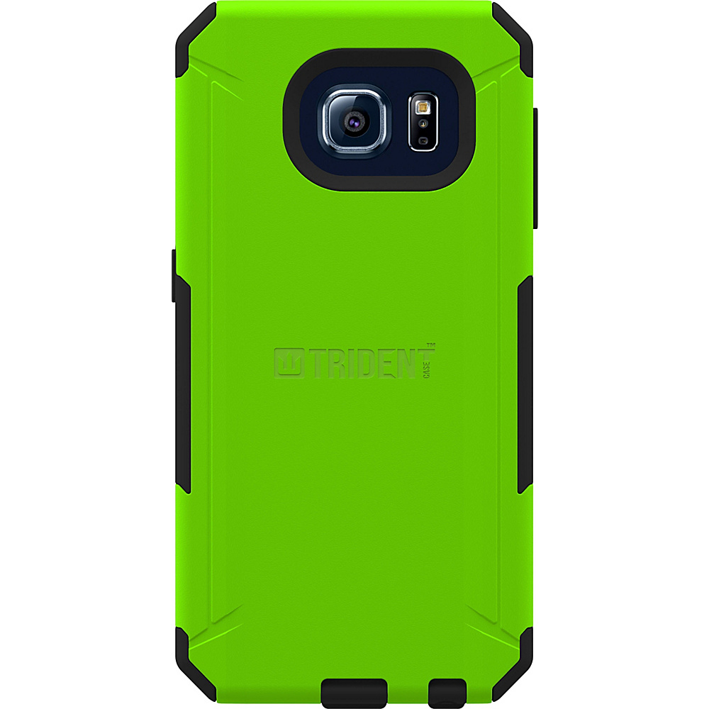 Trident Case Aegis Phone Case for Samsung Galaxy S6 Green Trident Case Electronic Cases