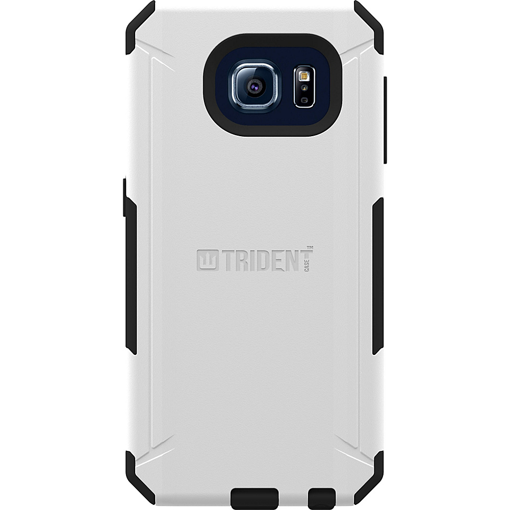 Trident Case Aegis Phone Case for Samsung Galaxy S6 White - Trident Case Electronic Cases