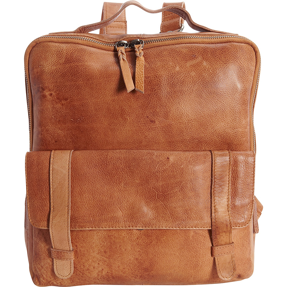 Latico Leathers Hester Backpack Tan - Latico Leathers Leather Handbags - Handbags, Leather Handbags