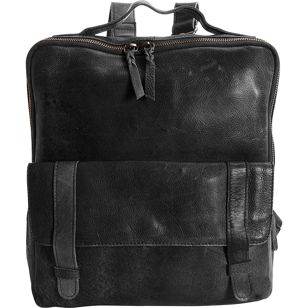 Latico Leathers Hester Backpack Black - Latico Leathers Leather Handbags - Handbags, Leather Handbags