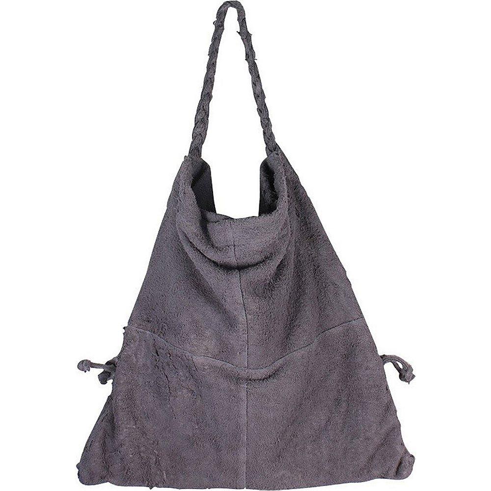 Latico Leathers Leonard Tote Grey - Latico Leathers Leather Handbags - Handbags, Leather Handbags