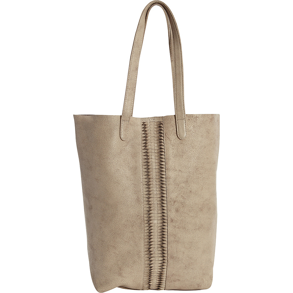 Latico Leathers Cortland Tote Crackle White - Latico Leathers Leather Handbags - Handbags, Leather Handbags
