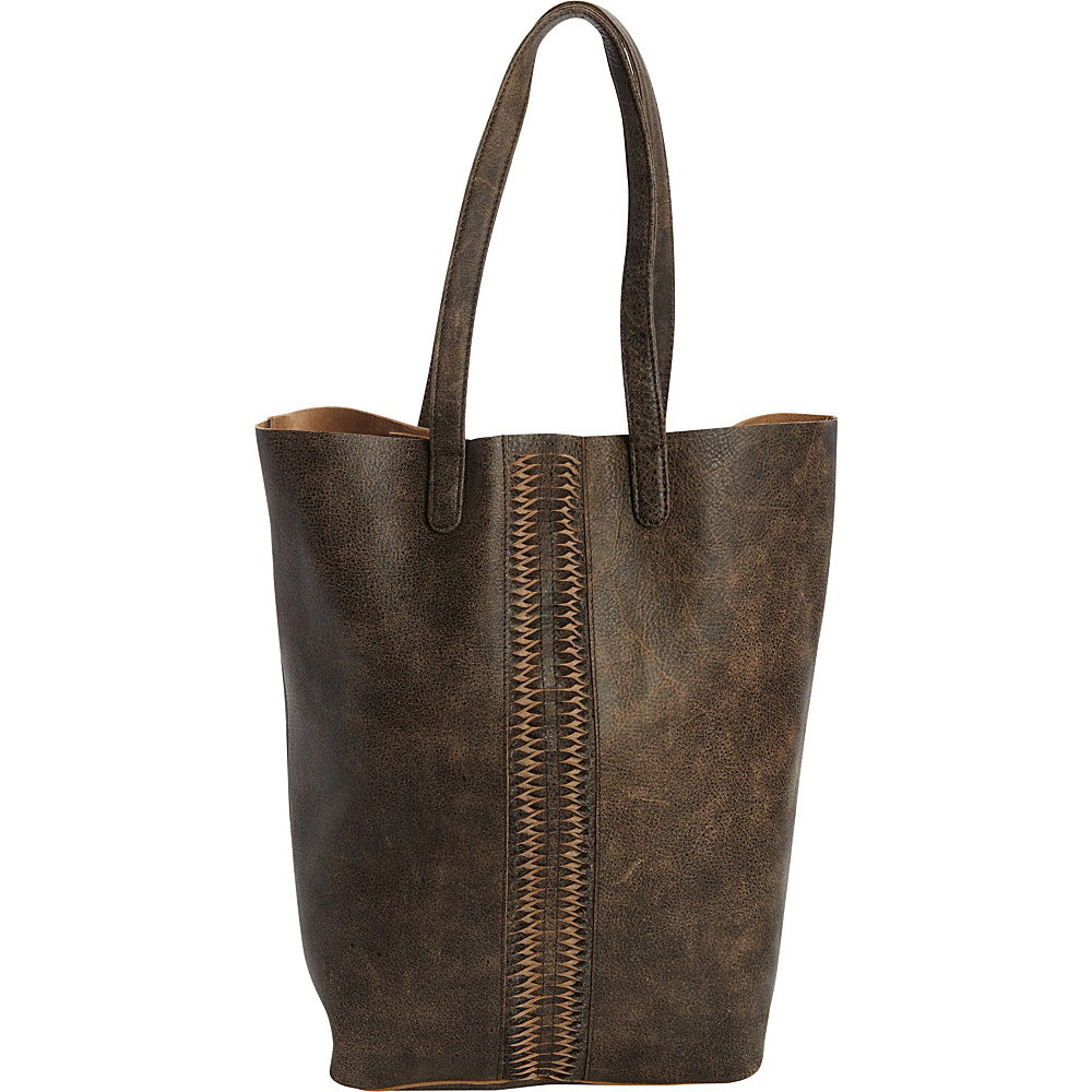Latico Leathers Cortland Tote Distressed Brown - Latico Leathers Leather Handbags - Handbags, Leather Handbags