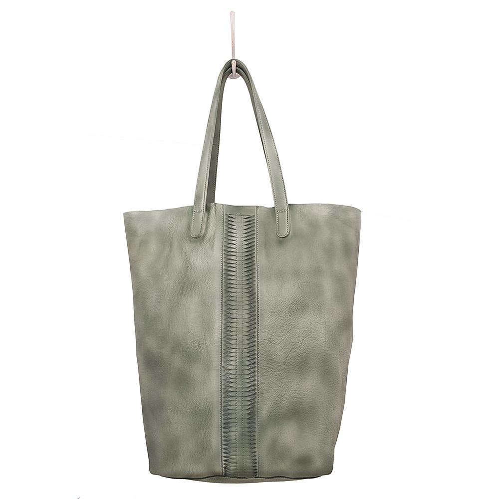Latico Leathers Cortland Tote Washed Green - Latico Leathers Leather Handbags - Handbags, Leather Handbags