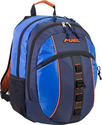 Fuel Active Backpack Royal Blue - Fuel Everyday Backpacks